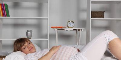 главоболие прие бременност