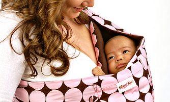 слинг за бебе