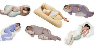 видове възглавница за бременни и ползи