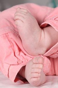 съвети за рязане на нокти при новородено бебе