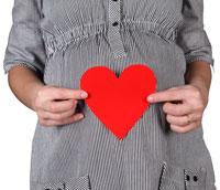 леко или обилно кървене по време на бревменност