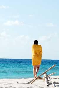 бременност и море, плаж и басейн
