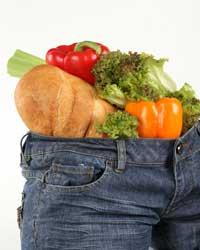 хранене по време на бременност с храни богати на минерали и витамини