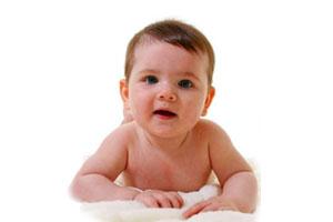 бебе на 6 месеца