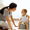 изграждане на навика хранене при бебето
