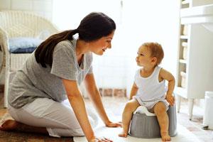 изграждане на навика приучаване на гърне