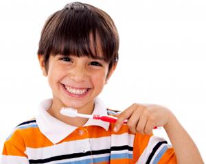 грижа за зъбите при децата