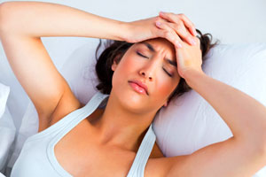 настинка при бременност