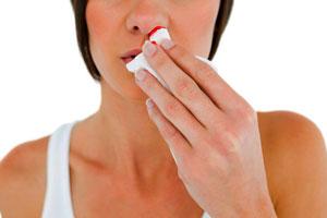 кръв от носа при бременност