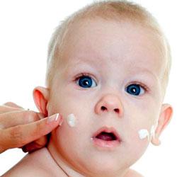 кожни проблеми при бебета