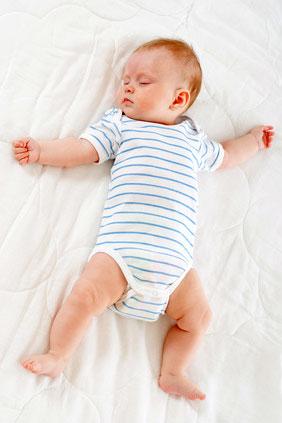 проблеми със съня при бебета