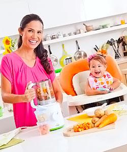 диета след раждане