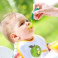 хранене на 10 месечно бебе