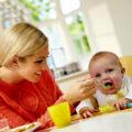 хранене на 6 месечно бебе