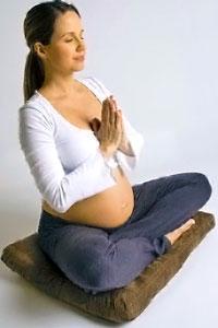 йога за забременяване