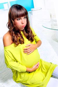 сърцебиене при бременност