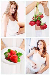 ягоди и бременност