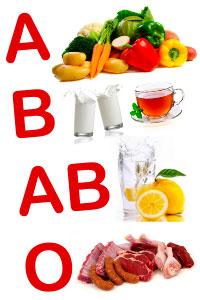 хранене според кръвната група