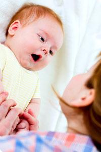 кога проговарят бебетата