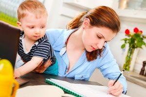 еднократна помощ за майки студентки