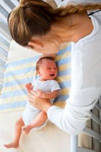 колко трябва да е влажността на въздуха при бебе
