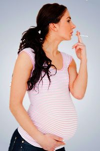 Пушене при Бременност