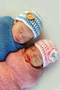 разнояйчни близнаци