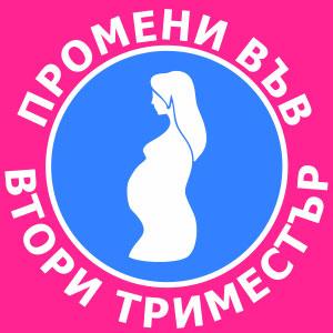 промени във втори триместър на бременността