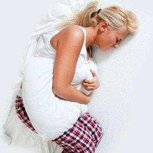 удар в корема при бременност