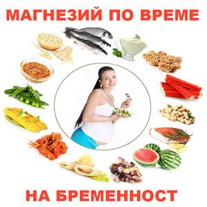 магнезий по време на бременност