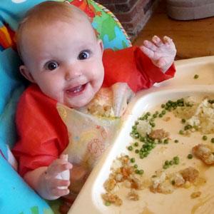 режим на хранене на 6 месечно бебе