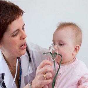 инхалатор за бебе