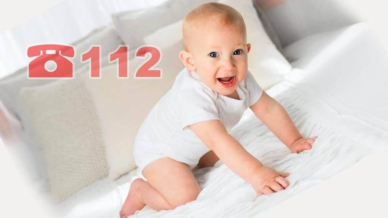 първа помощ при бебета
