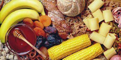 въглехидратни храни