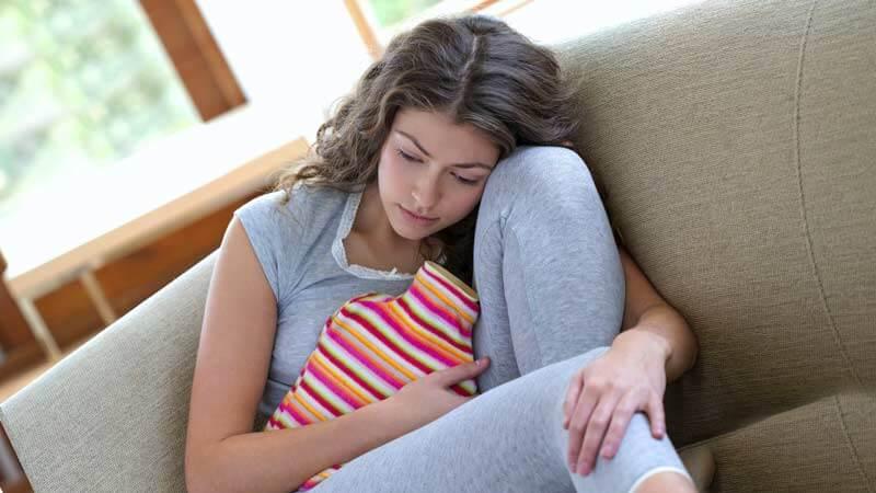 първа менструация