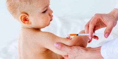 ваксиниране на бебето