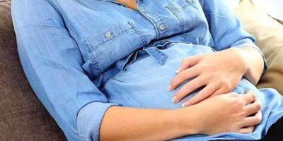 болки като при цикъл по време на бременност