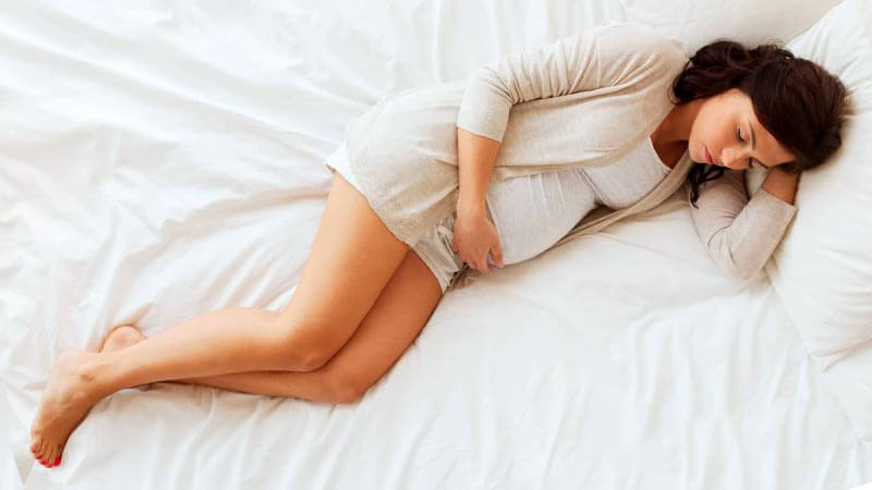 сън по време на бременност